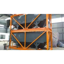 Silo de cimento móvel para exportação