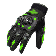 Anti Slip Windproof Motorcycle Mountain Bike Racing Leather Motorbike Riding Gloves For Men And Women