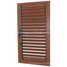 Profil aluminium pour windows