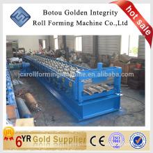 Machine de formage de rouleaux de plancher de plancher pour la construction de matériel de construction