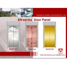 Painel da porta do elevador com padrão de estilo chinês (SN-DP-322)