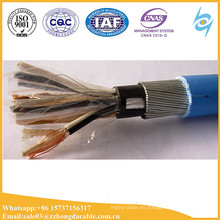 Cable de instrumentación blindado 1.5mm2 de IS & OS Fabricantes