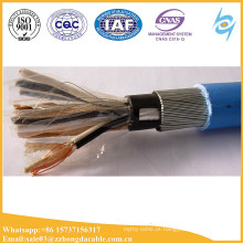Fabricantes de cabo de instrumentação IS & OS com tela de 1,5 mm2