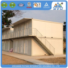 China supplier prefabricated living container houses for sale