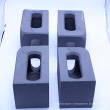 World Standred and Popular 8pcs Container Corner Casting For Sale 122010