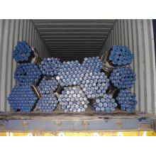 DIN1629 st52.0 pipa de acero inconsútil