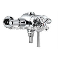 Dusch-Mischbatterie & Thermostat-Badewannen-Mischbatterie