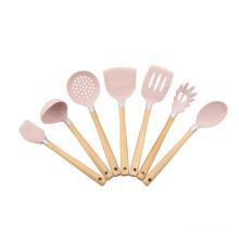 Juego de utensilios de cocina de silicona Garwin