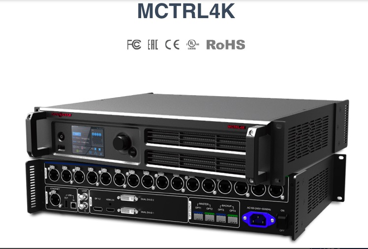 Novastar High Solution Controller