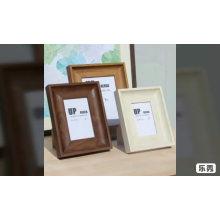 Оптовая деревянная акриловая рамка для фотографий с рамой PS
