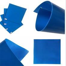 Blue color hdpe geomembrane