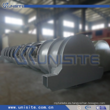 Alta calidad de la draga tubo de carga de acero (USC-4-010)
