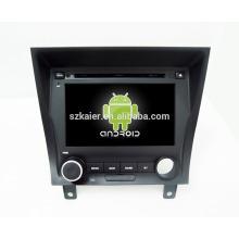 ¡¡Fábrica!! Android coche DVD Gps de navegación PARA Peugeot Old 405 con pantalla capacitiva, BT manos libres