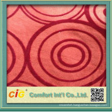 2015 Hot Sell Suede With Flocking Car Seat Fabric