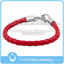 2017 Customized Urn Keepsake Jewelry Leather Bracelet Cremation Calming Stainless Steel Bracelet For Ash