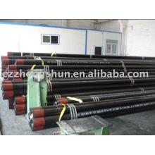 petroleum casing tubes/oil and gas steel pipes/APT 5CT casing and tubing pipe