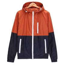 Mens Autumn Lightweight Windbreaker Jacket