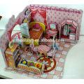 DIY образовательные игрушки 3D головоломки для девочек спальня