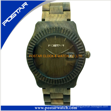 Relógios de alta qualidade da promoção para homens com mercado popular