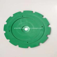 Customized CNC Machined HDPE CNC Milling Plastic Parts