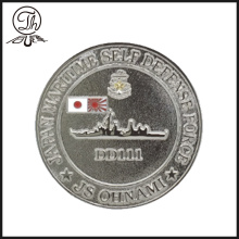 Custom Navy military silver coins