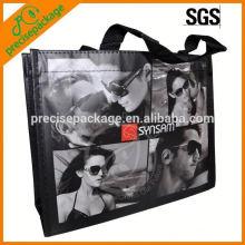 Bolso no tejido laminado de tamaño medio para la promoción de gafas de sol
