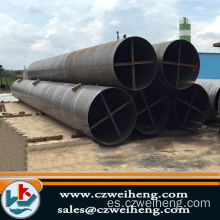 pared gruesa Lsaw Steel Pipe