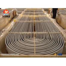 Tube de coude en U en acier duplex ASME SA789 S31500