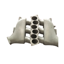 New products on china market Cast aluminium intake pipe