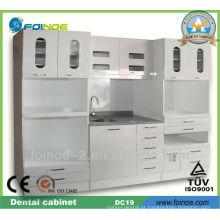 Gabinete médico DC-19 e armário dental para clínicas dentárias