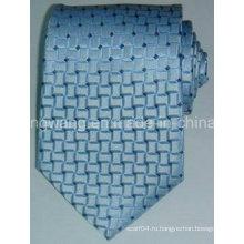 Модные мужские шёлковые ткани жаккардовые галстуки
