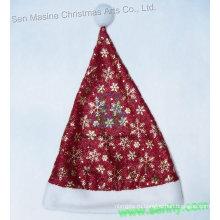 Рождественские шапки Санта-Клауса для детей