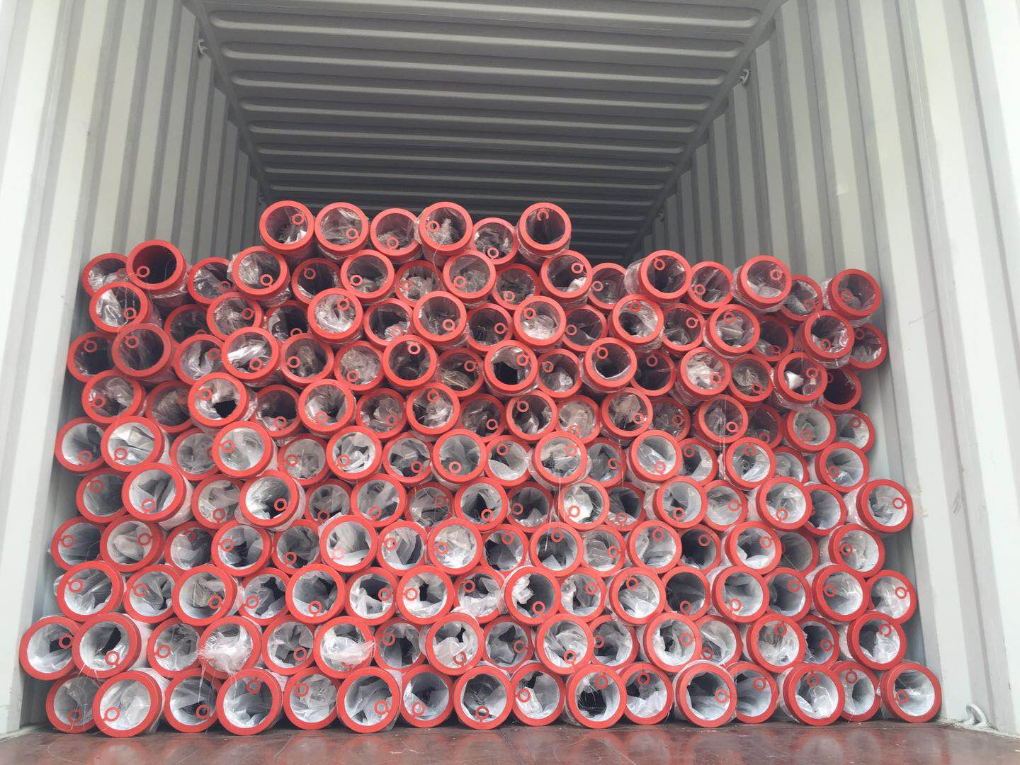 Concrete Pump Pipe Loading Container