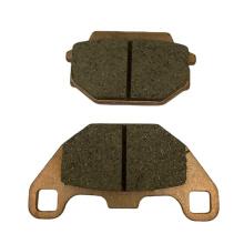 HS056 motor brake pad disc ceramic bajaj Motorcycle brake pad for FA305/SBS 154/SBS 749
