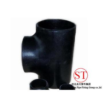 Equal Tee Carbon Steel Reducing Tee