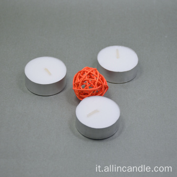 Candela profumata Tealight Wedding