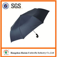Special Print 3 folding auto open and close umbrella with Logo