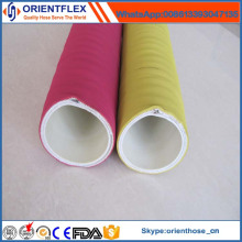 China Supplier Corrugated UHMWPE Chemical Hose 200psi
