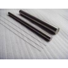 Finition au sol à haute pureté Barre de molybdène / Barres de moulage à finition usinée (Mo-1, Mo-2)