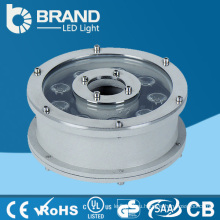 Нержавеющая сталь 12W подводный водонепроницаемый IP68 RGB LED бассейн стол свет