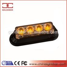 Coche ligero Flash Dash ámbar LED semáforo (SL620)