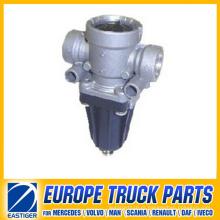 Man Truck Partes da válvula limitadora de pressão 81.52101.6269