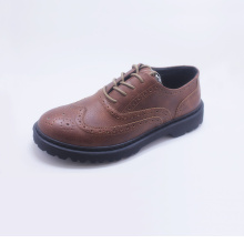 Men's Lace Up Brogues Sapatos Casuais