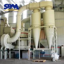 SBM de alta eficiência diopside ultra fino moinho com CE