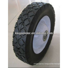rubber idler wheel