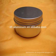 Beste Qualität Aluminium Rundglas