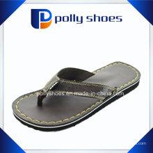Chine Leahter Comfort Sandal Hommes Fabrication de flop