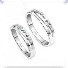 Joyería de la manera de la joyería de la manera Joyería de la plata esterlina del anillo 925 (CR0010)