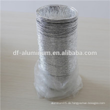 Aluminium-Mini-Tortenpfanne, kleine Cup-Tortenpfanne
