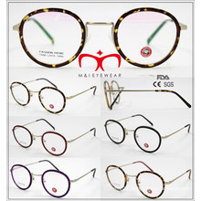 Tr90 in Stock Optical Frame with Metal Temple (5868)